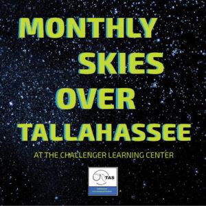 Free Planetarium Show - Monthly Skies over Tallahassee @ Planetarium Theatre