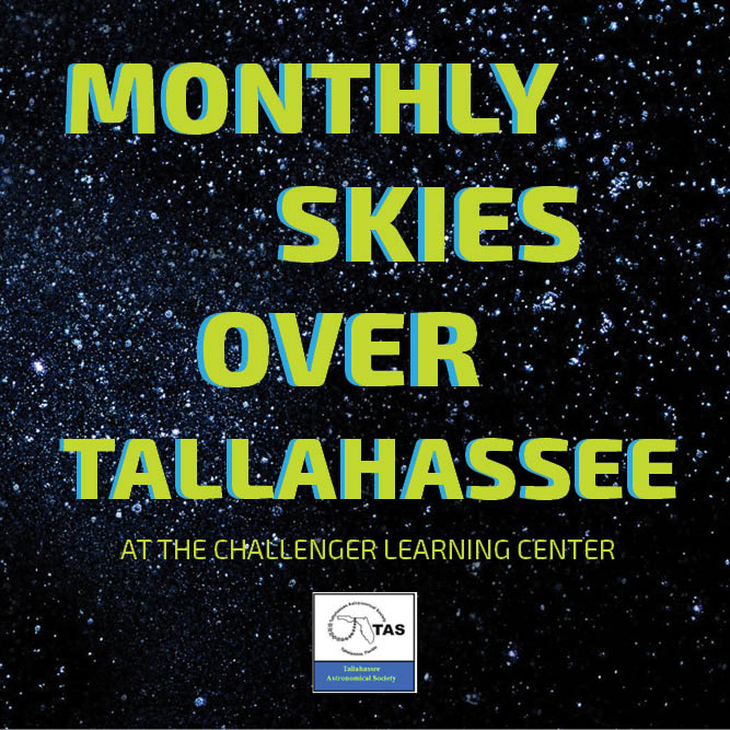 Free Planetarium Show – Monthly Skies over Tallahassee
