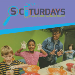 SCIturdays: Colorful Coding @ Challenger Learning Center
