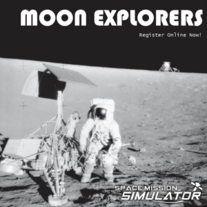 Public Mission: Moon Explorers @ Space Mission Simulator