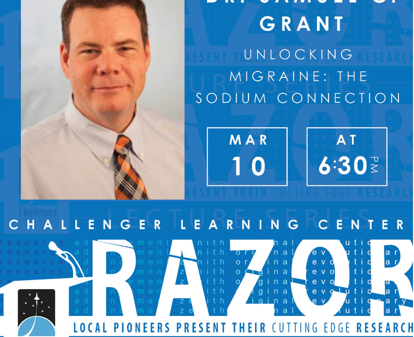 RAZOR Lecture: Unlocking Migraine: The Sodium Connection