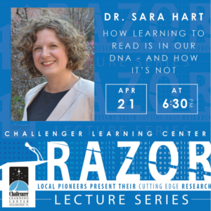 RAZOR Lecture: How Learning to Read is in our DNA...and How it's Not @ Planetarium Theatre