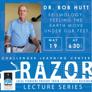 RAZOR Lecture: Seismology: Feeling the Earth Move Under Our Feet @ Planetarium Theatre