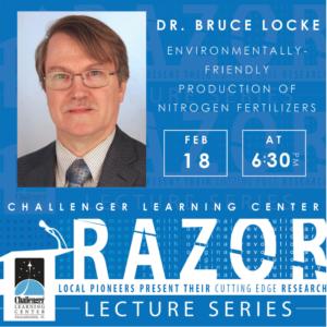 RAZOR Lecture: Environmentally-Friendly Production of Nitrogen Fertilizers @ Planetarium Theatre