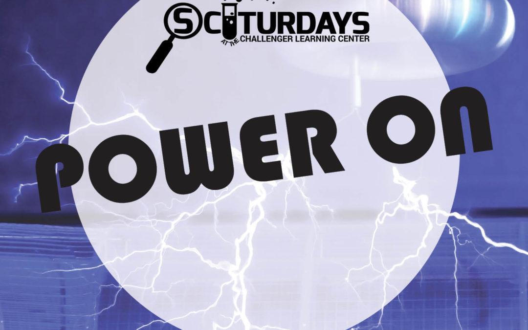 SCIturdays: Power On