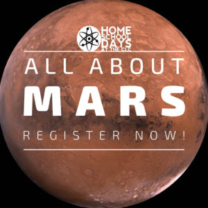 Home School Days: All About Mars @ Classrooms