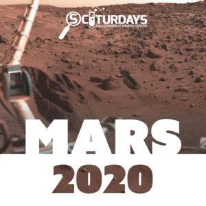 SCIturdays: Mars 2020 @ STEAM Labs