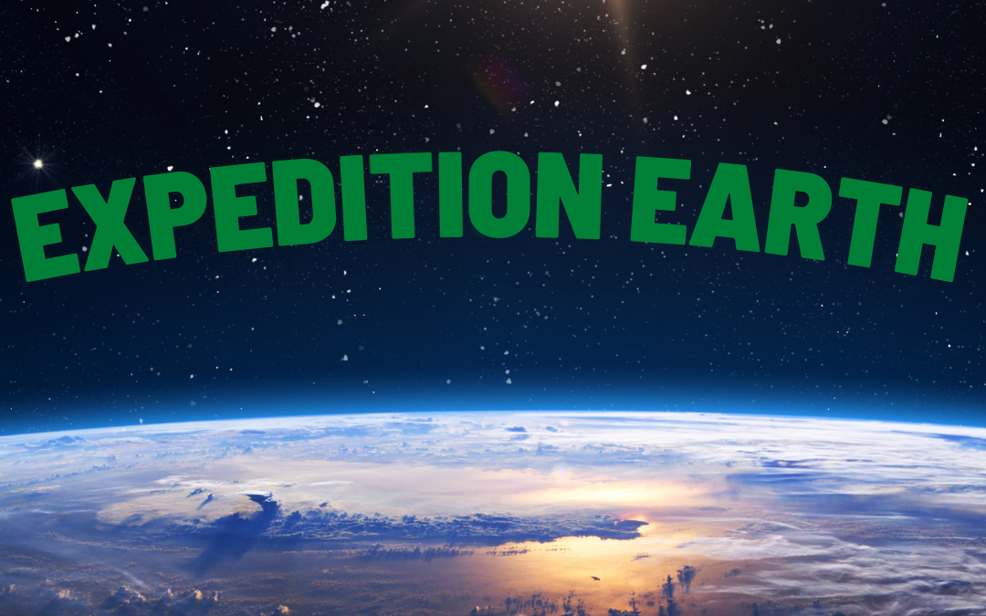 SCIturdays: Expedition Earth